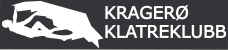 Kragerø klatreklubb Logo